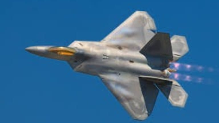 Airframe Profile: Inside the F-22 Raptor