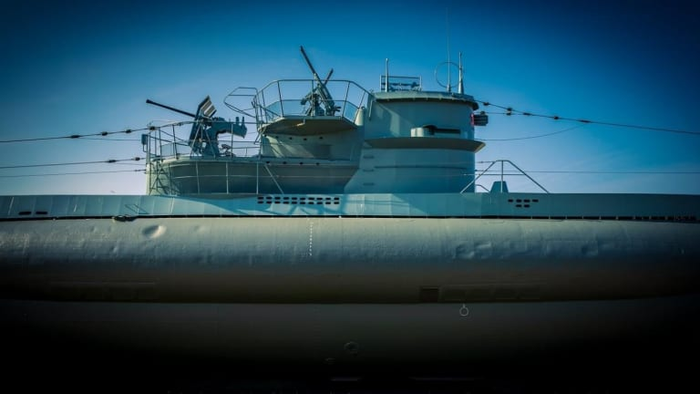Showdown: This Is the Story of the Only Submarine vs. Submarine Battle