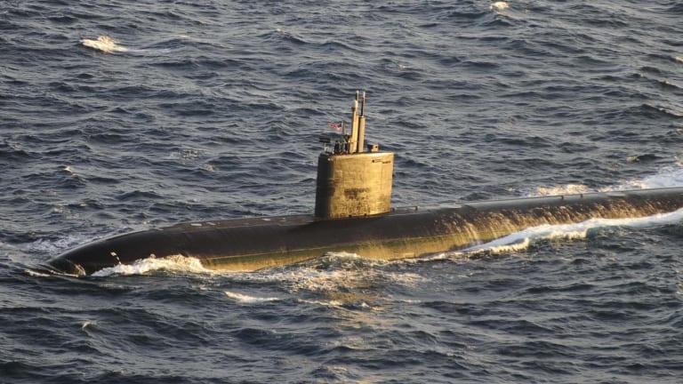 What Happens When a Russian Nuclear Submarine Slams into a U.S. Sub?