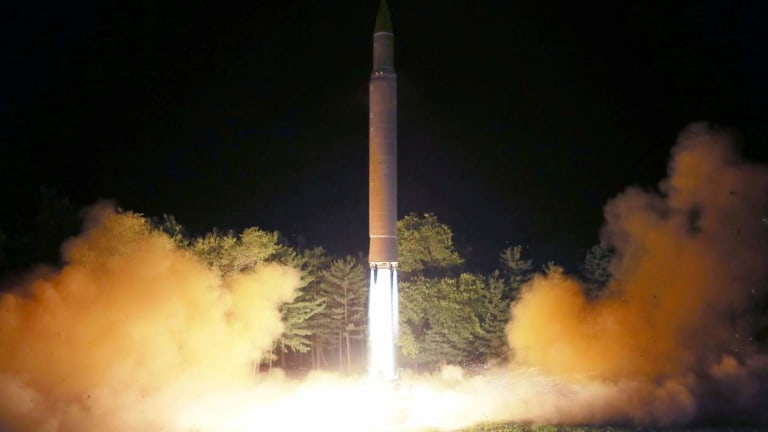 U.S. Spy Planes Are Watching North Korea for Signs of Upcoming ICBM Test