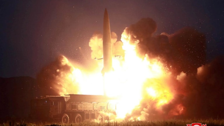 Will Iran and North Korea Soon Build Hypersonic Missiles?