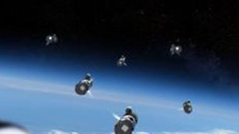 US Multi-Object Interceptor Hits ICBM, Decoys