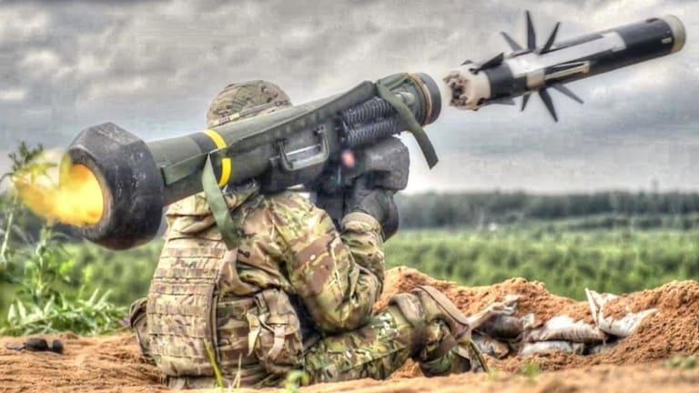 "New Army ""Shaped-Charge"" Attack Kills Tanks at 70km"