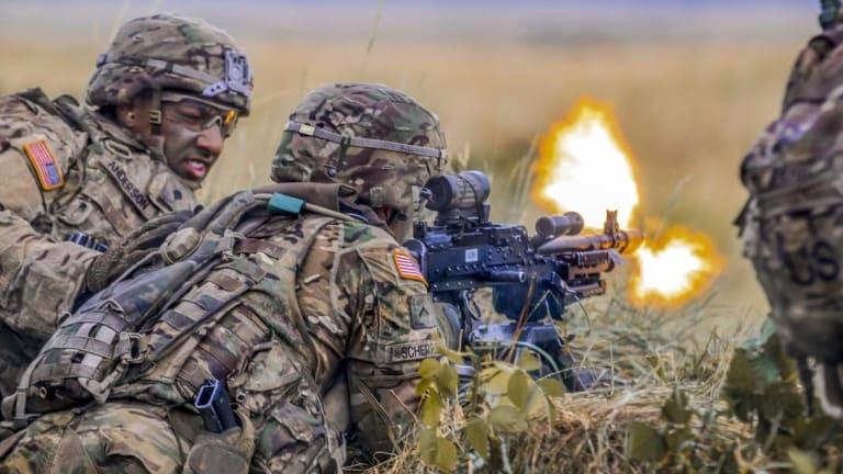 U.S. Commandos Want New Machine Gun Technology