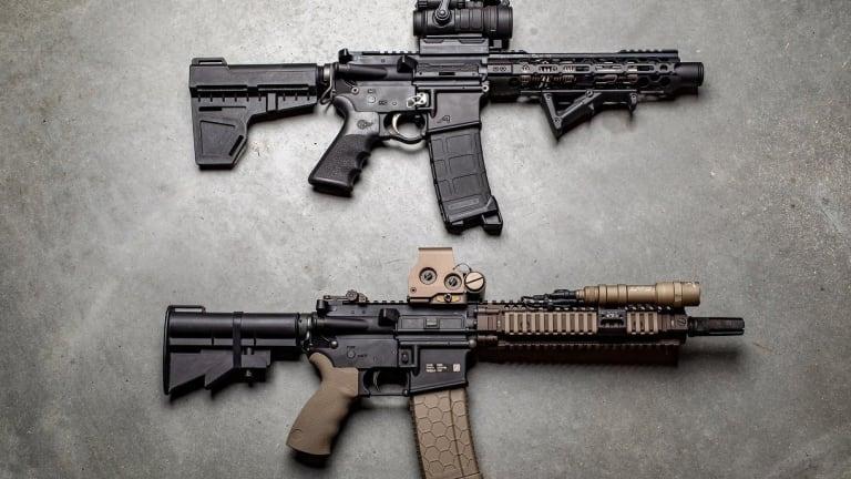 Russia Has Built A 'Heavier-Caliber' Version Of America's AR-15