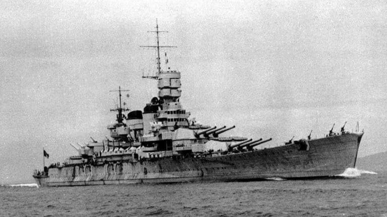 Italy's World War II Battleships Were Lovely, But Not Exactly the Best