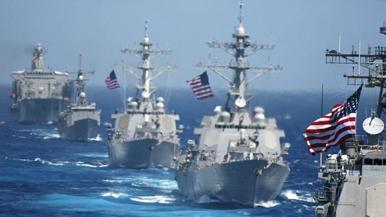 Navy 30-Year Shipbuilding Plan Sees Massive 500-Plus Ship Fleet by 2050