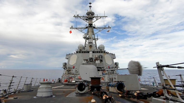 """U.S. Navy's Recent """"Live-Fire"""" Exercises Show Resolve for Distributed Warfare"""
