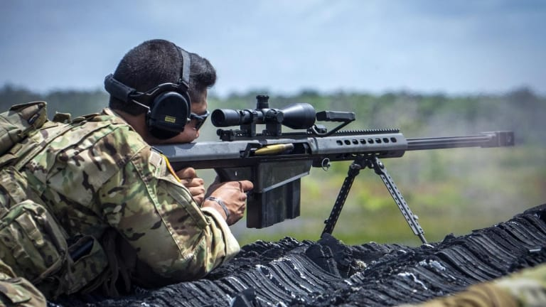 Ranked: The 5 Best Military Rifles on the Planet