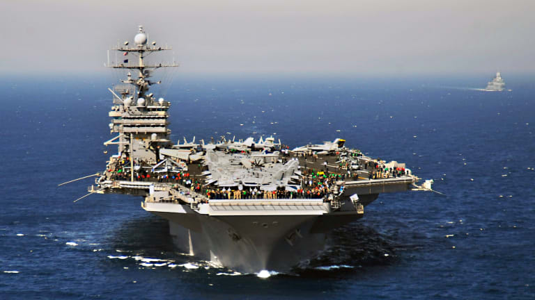 """Navy Makes Next Two Ford Aircraft Carriers """"More Lethal"""" - New Modifications"""