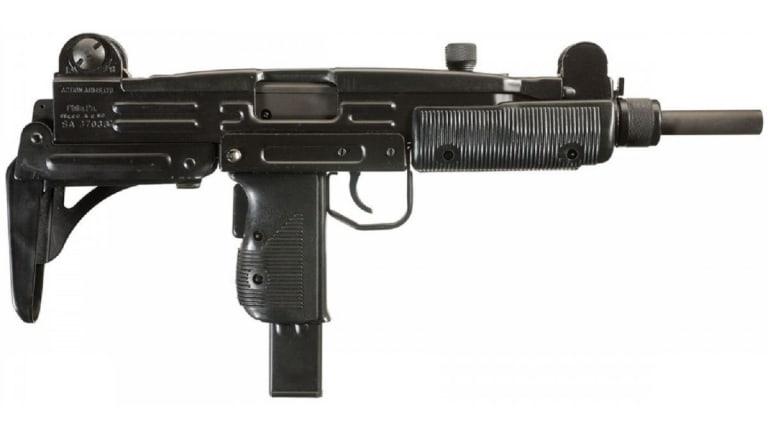 Uzi: The Deadly Israeli Machine Gun That Conquered the Planet
