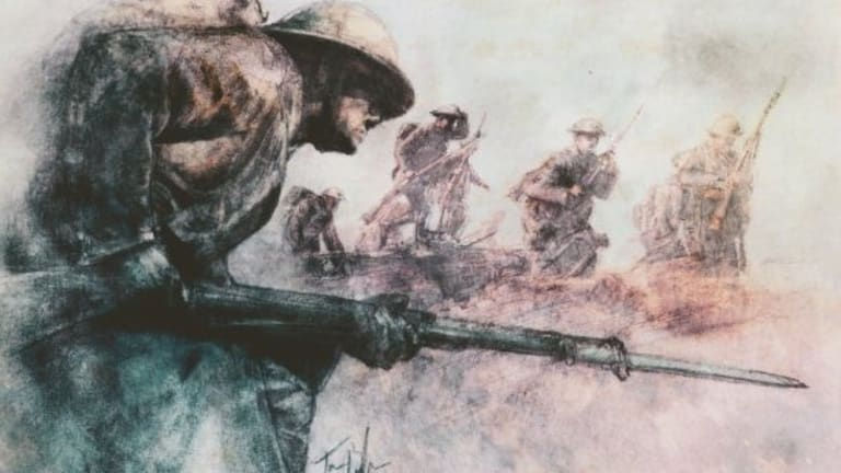 How American Soldiers Turned the Tide of World War I