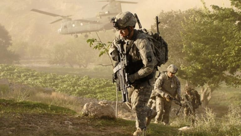 """New Army """"Team Ignite"""" Force Prepares for War in 2040"""