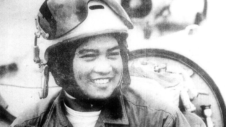 The Legend of the Vietnam War's Mystery Fighter Ace