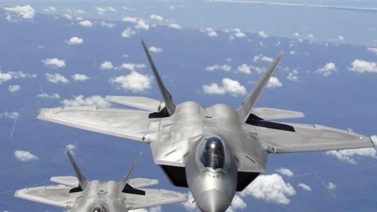 Best of 2016:AF F-22 Fighter Excels in Combat