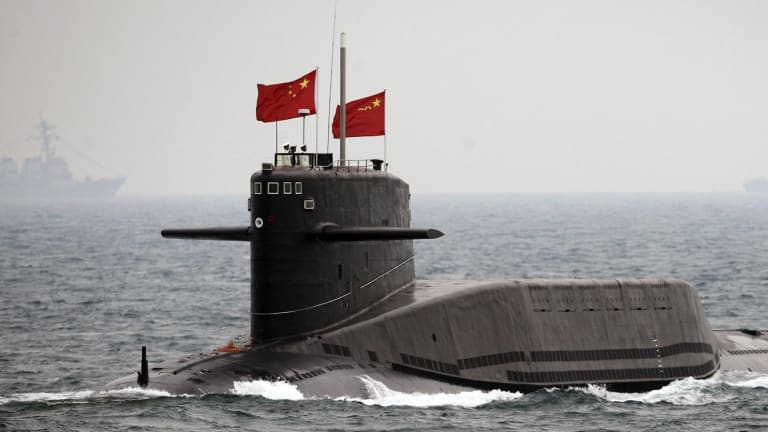 China's New Submarine-Launched Nuclear Missile Can Hit the U.S.