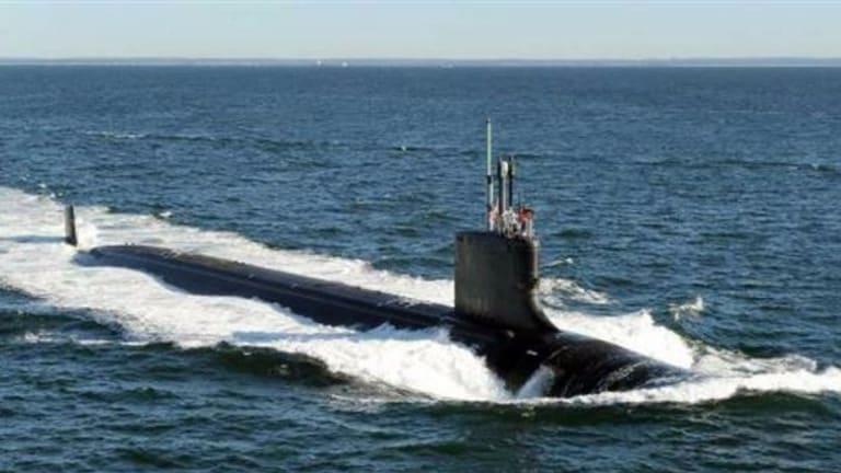 Navy Upgrades Attack Submarine Weapons Controls, Sensors