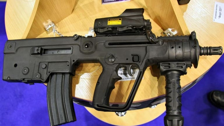 This Rifle Can Fire 800 Rounds in 60 Seconds