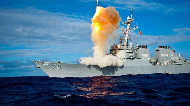 US Missile Defense Breakthrough: Navy Ships to Destroy Enemy ICBMs