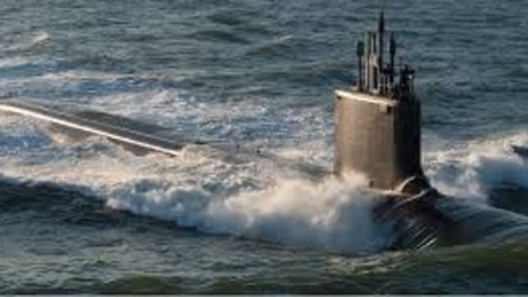 Navy Starts to Build New Missile Tubes For Virginia-Class Attack Subs