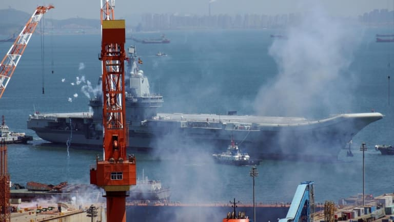 China Could Have 4 Aircraft Carriers by 2022: Should the Navy Be Worried?