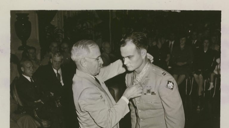 Medal of Honor Monday: Army Capt. Jack Treadwell