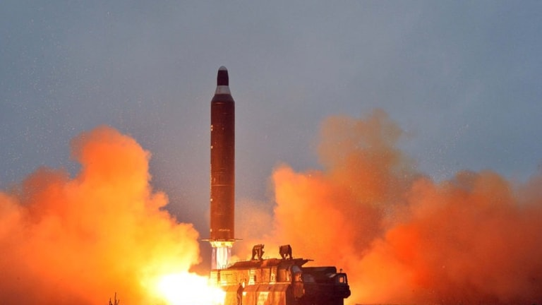 McCain: North Korean Nuclear Armed Weapon Could Hit US