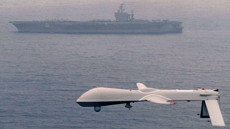Air Force Advances New Plan to Stop Drones From Getting Shot Down