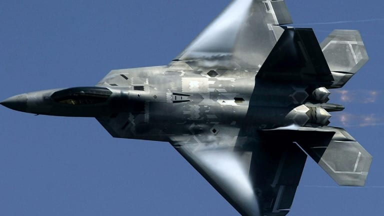 A Russian Su-35 Took a Picture of an F-22. What Does it Mean? Problem?