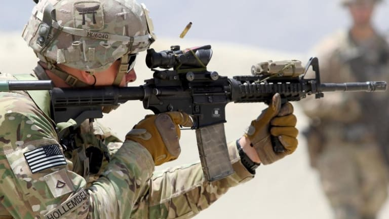 Army Develops New Rifle and Bullet That Can Penetrate Body Armor