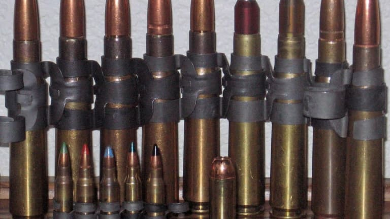 DARPA Wants to Make Smart .50 Caliber Bullets That Can Be Guided