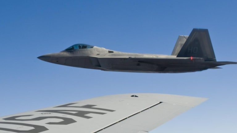 Real Top Guns: Top 5 Fighter Jets of All Time