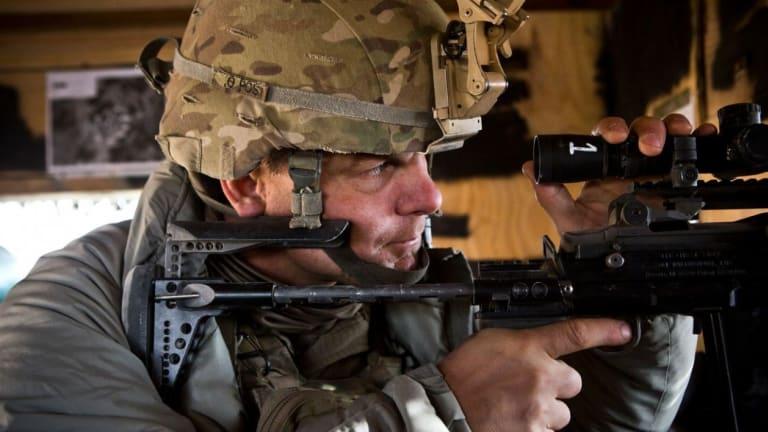 Army M-14... The Last American Battle Rifle?