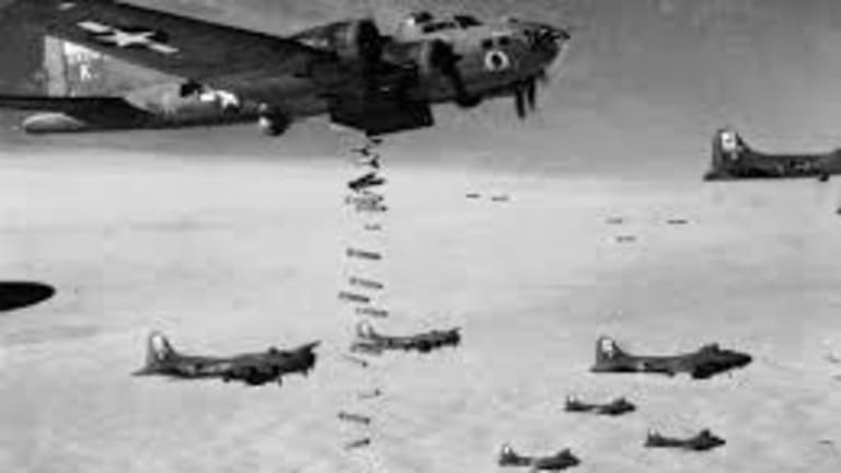 1944: US Bombers Blasted German Troops & Accidentally Killed Scores of Americans