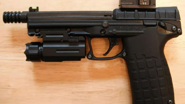 The Kel-Tec PMR-30: The Most Deadly Handgun on the Planet?