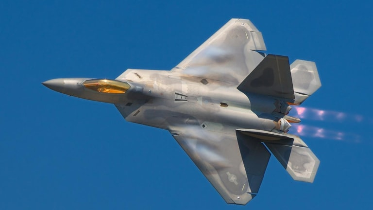 Why the F-22 Raptor Might Be in Serious Trouble