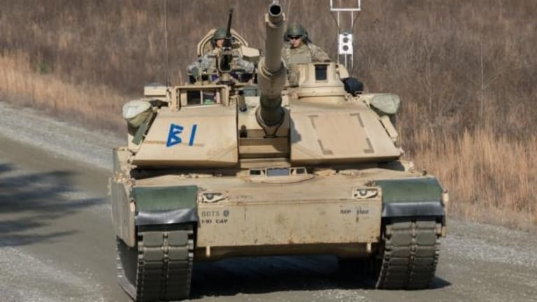 New Army Technology Fast-Tracks Damaged Tanks Back to War