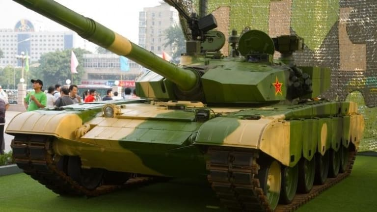 China's Deadly Type 99 Tank vs. Russia's T-90 and America's M-1 Abrams: Who Wins