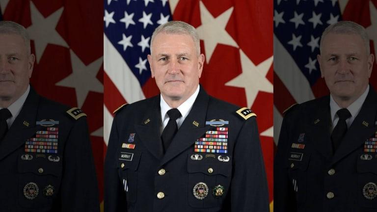 Warrior Maven & Gen. Murray - Commanding General of Army Futures Command