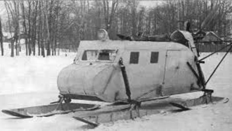 Silly Ski-Armor Got Lots of Soviet Soldiers Killed