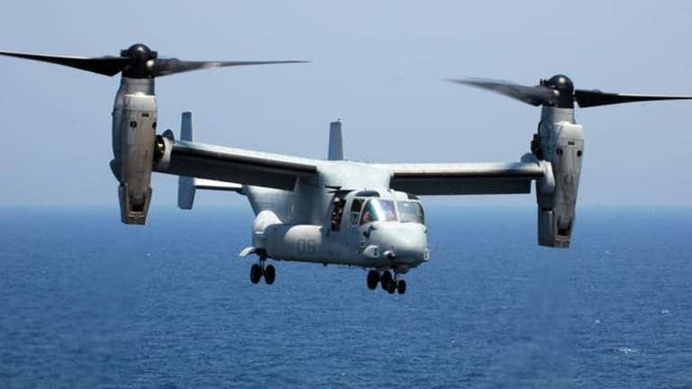 Marine Corps to Fly Osprey to 2060 - Prep Aircraft for Future Wars