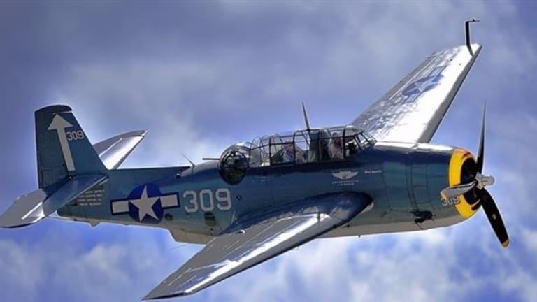 WWII Warbirds Helped Destroy Hitler