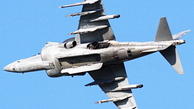 The Harrier: The Fighter Jet the Marines Want in a War