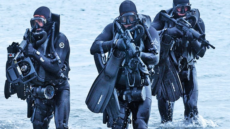 New Navy Maritime Strategy Preps Special Ops for Massive Great Power Warfare