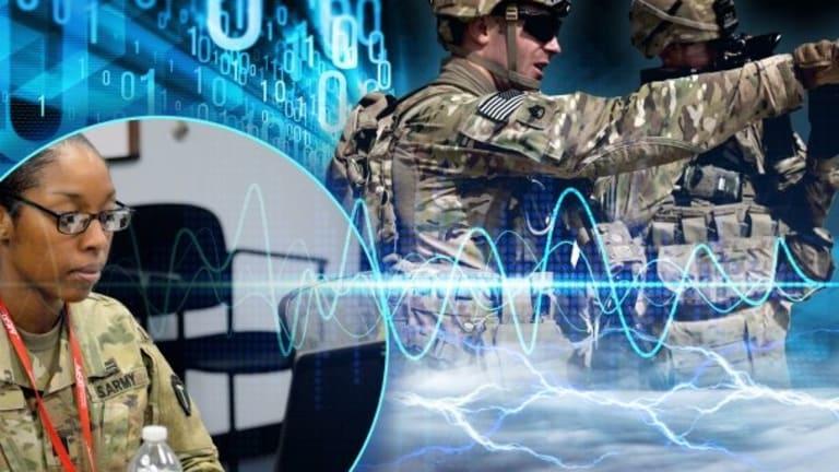 Army Brings AI to Electronic Warfare