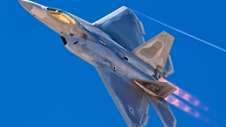Has France Discovered How to Defeat F-22 Raptors?