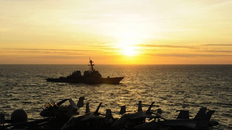 Time for the U.S. Navy to think Beyond 'Ships': The Case for a Hybrid Fleet