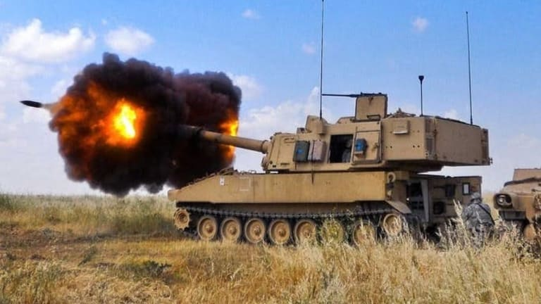 Army Builds New Self-Propelled Howitzer - Cannon Will Hit 70-Kilometers