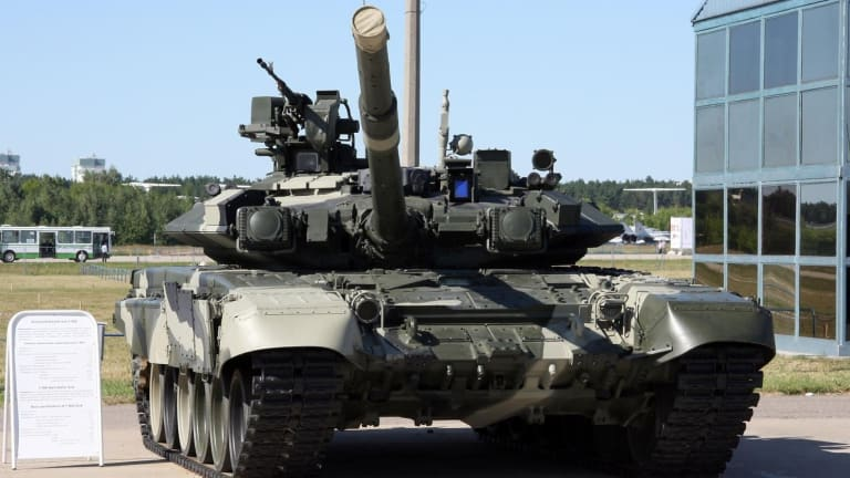 Russia's Tank Crews Have a New Tactic To Win on the Battlefield