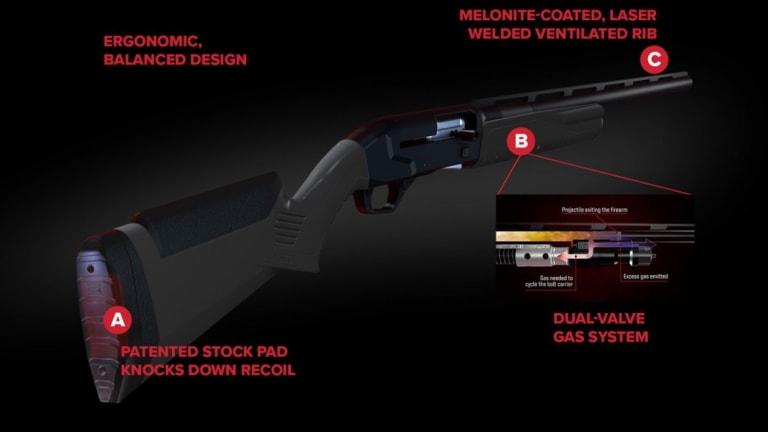 Savage Arms Goes Renegauge With New Semi-Auto Shotguns